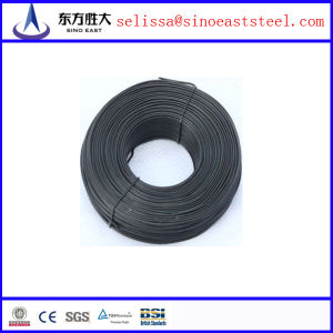 Black Iron Wire (Q195) pictures & photos