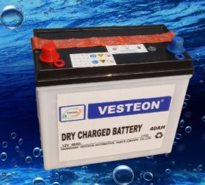 DIN Standard 12V120ah Auto&Truck Battery