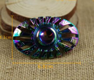 Hot Selling Metallic Hand Finger Spinner as Promotional Gift (WY-HS13) pictures & photos
