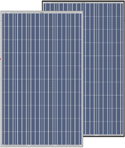 High-Efficiency 260W Polycrystalline Solar Panel pictures & photos