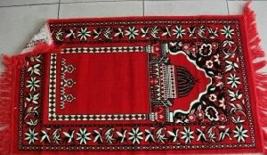 PU Back Prayer Carpet From China pictures & photos