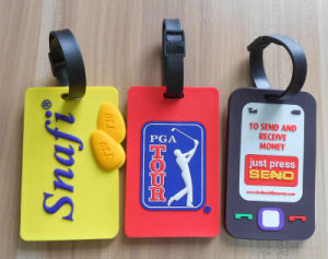 Plastic Golf Bag Name Tag (AS-LS-FM-0304005) pictures & photos
