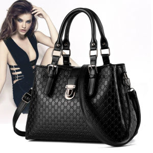 32190be62a China 2017 New PU Leather Ladies Shoulder Bags Casual Women Handbags ...