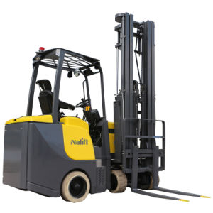 Factory Direct New Electric Forklift Hot Sale Narrow Aisle Forklift