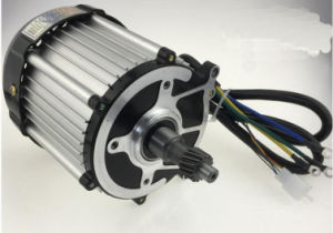 48V 650W Sine Wave DC Brushless Motor for Electric Tricycle pictures & photos