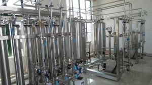 Stainless Steel RO Automated Pure Water /Ultrapure Water  Purification/Sterile Purified Water /FDA, cGMP, GMP Standard
