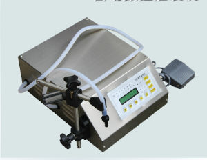 Gfk-160 Small Digital Liquid Filling Machine, Drink Filling Machine