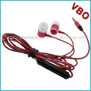 High End Metal in-Ear Sport Earphone for Smart Phone pictures & photos