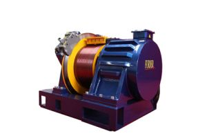 1350~2000kg Gearless Traction Machine for Passenger Elevator\Freight Elevator
