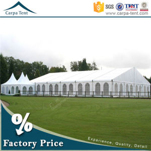 Popular Wedding Party Waterproof Canopy Aluminum Frame Marquee Tents pictures & photos