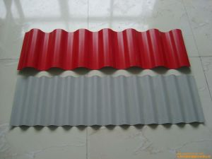 Corrugated Galvanized Steel Roofing Sheets pictures & photos
