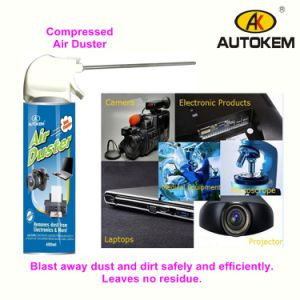 Air Duster (AK-ID5012) , Compurter Duster, PC Duster, Compressed Air Duster, Canned Air pictures & photos