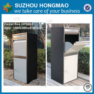 China Outdoor Waterproof Anti Theft Parcel Delivery Box