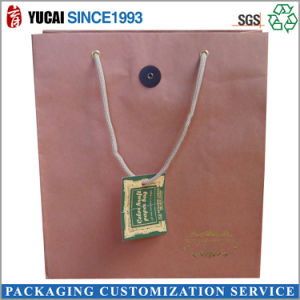 2015 New Style Superb Quality Kraft Paper Packaging Bag pictures & photos