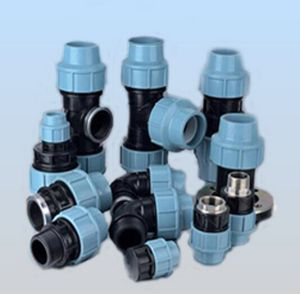 High Quality Material PP Plastic Pipe Fitting Pn16 pictures & photos