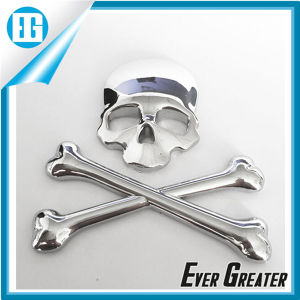 UV Resistant Waterproof Skull Car Stickers 3m Glue pictures & photos