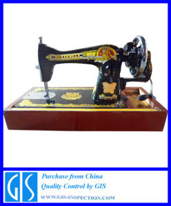 Pre-Shipment Inspection for Sewing Machine pictures & photos