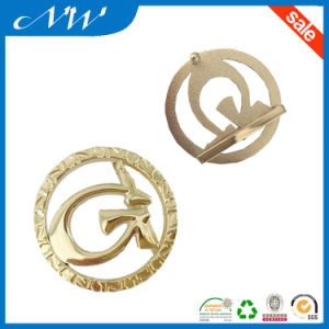 New Design Rack Plating Top Class Metal Alloy Belt Buckle