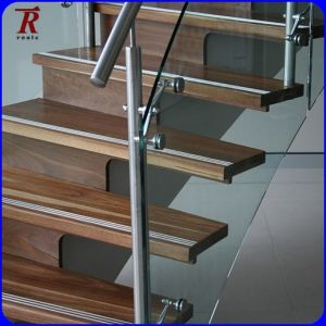 China Wholesale Glass Stainless Steel Railing Designs For Indoor