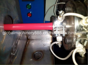 PVC Coated Flexible Metal Tubing Machine