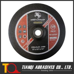 Cutting Wheel Grinding Wheel- 230X3X22.2 pictures & photos
