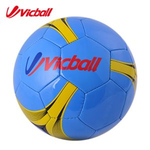 Customized Machine Sewing 32 Panels TPU Soccer Balls pictures & photos