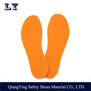 Anti-Penetration Kevlar Insole with Ortholite Bottom for Shoes