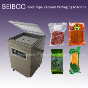 Floor Type Vacuum Sealing Packaging Machine DZ 400