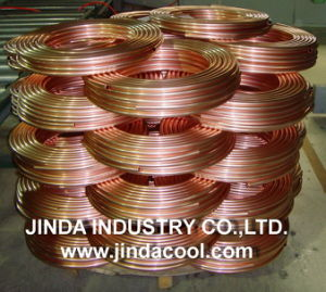 Refrigeration Copper Tube Soft Temper pictures & photos