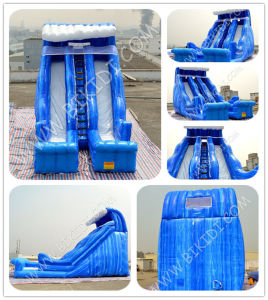 Inflatable Jumbo Water Slide Inflatable Slide for Pool, China Supplier B4117 pictures & photos