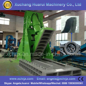 OTR Tyre Cutter Machine Radial OTR Tire Recycling Machine pictures & photos
