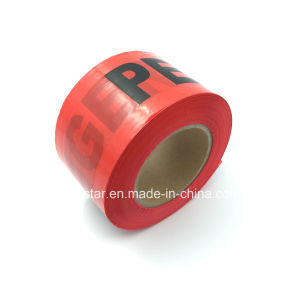 PE Warning Tape Environmental