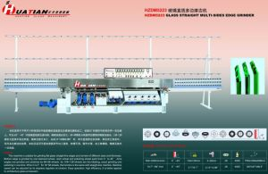 12 Motors Flat Glass Straight Line Polishing Machine pictures & photos