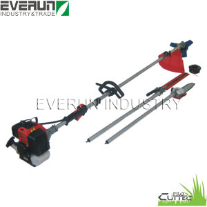 3.0m Long Pole Chain Saw Hedge Trimmer Multi-Function Brush Cutter pictures & photos