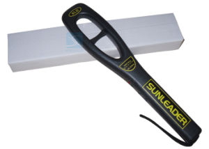 Hand Held Metal Detector pictures & photos