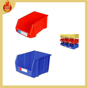 Waterproof Spare Plastic Stackable Electronic Component Storage Bin pictures & photos