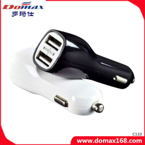Mobile Cell Phone Gadget 2 USB Adapter Car Charger Dual pictures & photos