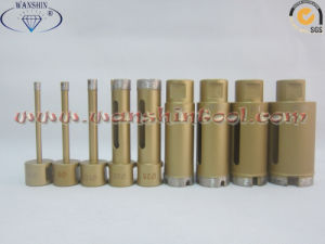 Sintered Core Drill Bit Diamond Drill Bit Core Bit for Granite pictures & photos