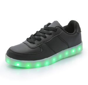 New Style Colorful Light up Shoes pictures & photos