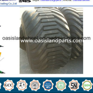 Radial Flotation Implement Tire (600/50R22.5) for Cane Haulage Trailer pictures & photos