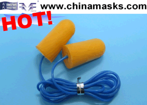 High Quality Noise Reduction Disposable Earplug