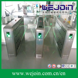 Access Control Automatic Flap Barrier, Wing Barrier pictures & photos