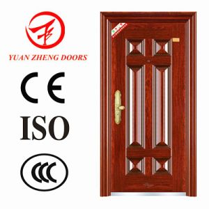 Special Design Steel Door and Cheap Entrance Doors pictures & photos