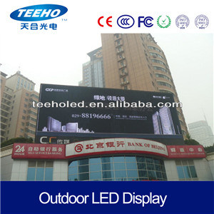 P6 Outdoor Full Color LED Screen for Advertising pictures & photos
