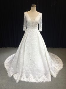 fashion styles new products latest discount 2019 Newly Arrival Top Grade European Wedding Dress