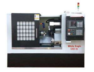 CNC Turning Center Ckm36 pictures & photos