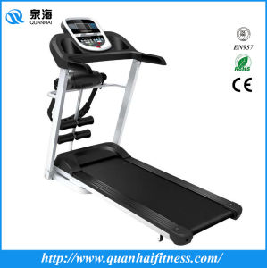 Fitness Machine Running Motorized Treadmill for Home Folding Fitness Equipment (QH-9810)