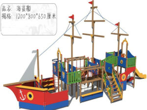 Corsair Style Playground for Kids pictures & photos
