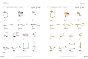 Gagal Sanitary Ware G8014; G8014atowel Ring Bathroom Accessories pictures & photos