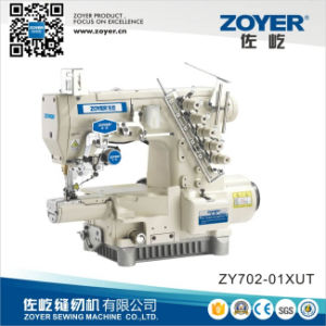 Zoyer Direct Auto-Trimmer Small Cylinder Interlock Sewing Machine (ZY 702) pictures & photos